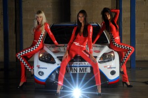 The RallyMatch girls: coming to a workshop near you