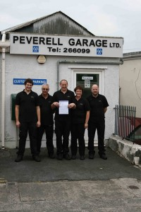 The Peverell team