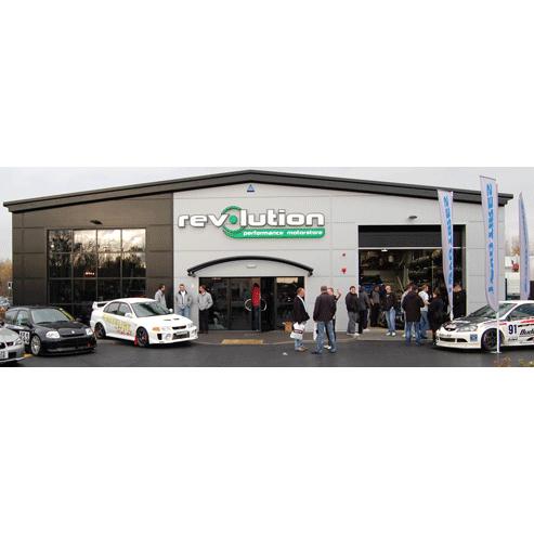 Revolution Performance Motorstore, Gateshead