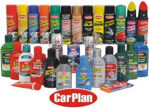 Tetrosyl provides an extensive range of car care products