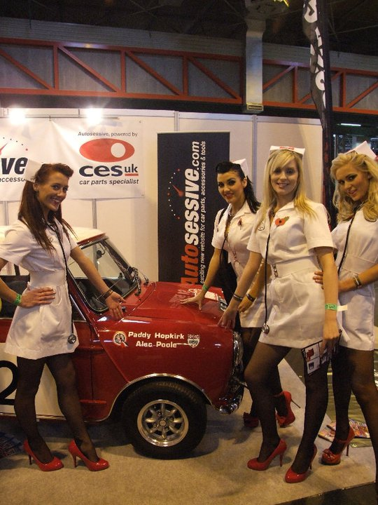 Some nurses get Autocessive at the NEC