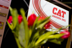 CAT AWARDS 2011