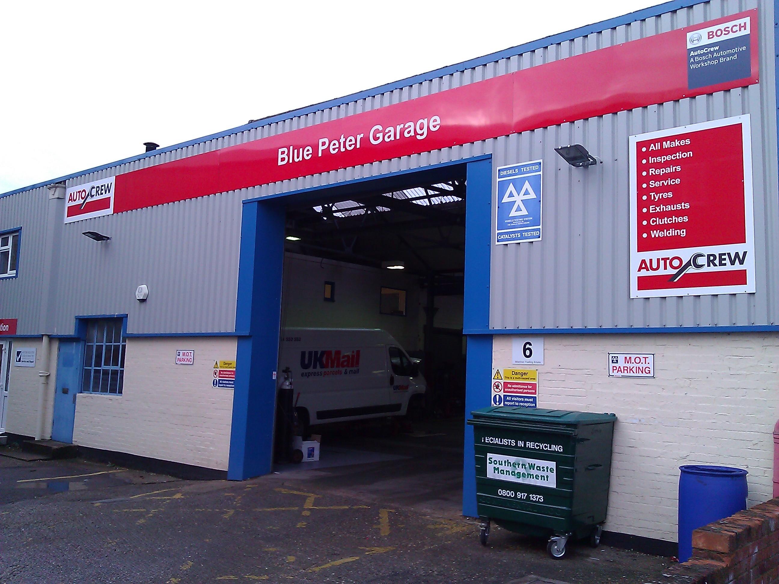 Cat Garage Lives Blue Peter Garage Basingstoke Cat