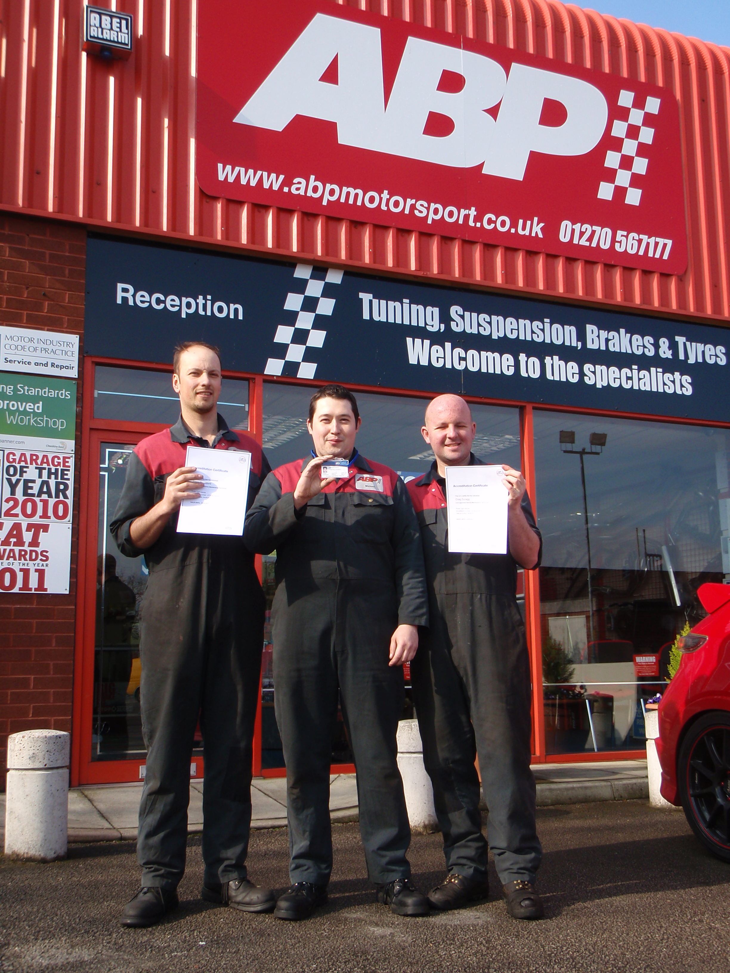 Euro Car Parts Celebrates 100th Branch Opening