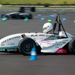 The competition prepares students for a motorsport career