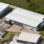 The 141,000 sq. ft. site in Swadlincote