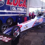 Lucas Oil's racing monster