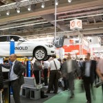 Halls were busy at Automechanika Frankfurt
