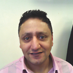 Owner Maz Iqbal