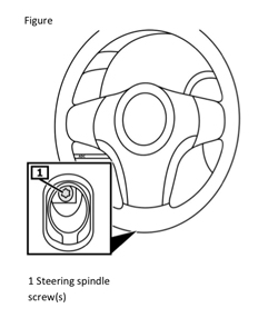 Steering_spindle