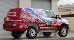 KYB-Toyota-Dakar