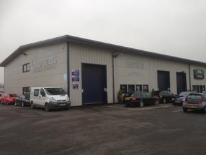 Unipart-Oldfields-Garage-exterior