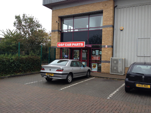 GSF Car Parts Heathrow