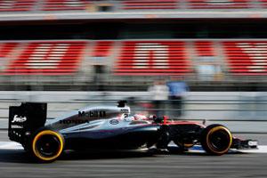McLaren-Honda-F1