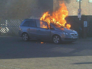 CAT Magazine | Tag Archive | Vauxhall Zafira Fires on