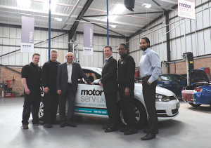 Some team members joined from the former iAuto Coventry brand