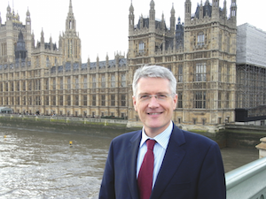 Junior transport minister Andrew Jones