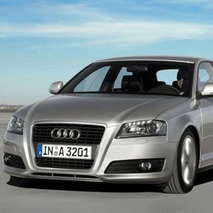 New Audi with UFI diesel filter