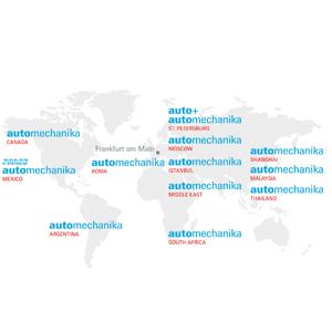 Automechanika's global growth
