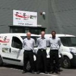 The boys from T&S Motaquip: taking the local factoring market by storm