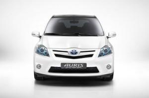 The Toyota Auris Full Hybrid Concept