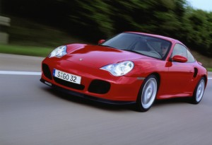 Hmmmm, a Porsche – mine if they're out of Aston Martins – any model will do, I'm not a fussy kind of girl!