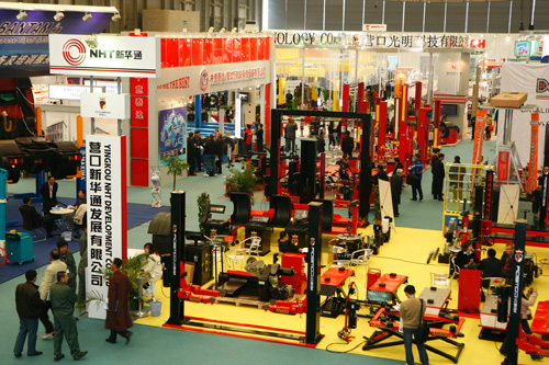 Growing interest: In 2008 31k people visited Automechanika Shanghai –a 40% increase on 2007