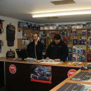 A TMS trade counter