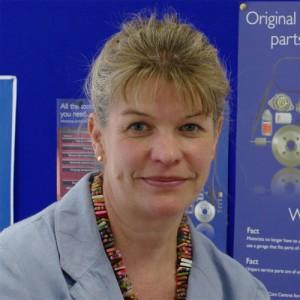 Wendy Williamson, marketing director, Unipart Automotive