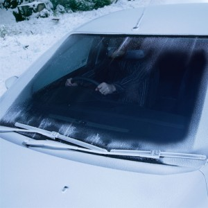 Winter weather can impair visibility