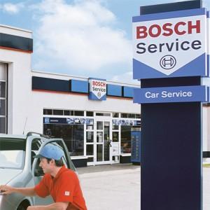 A Bosch Car Service centre