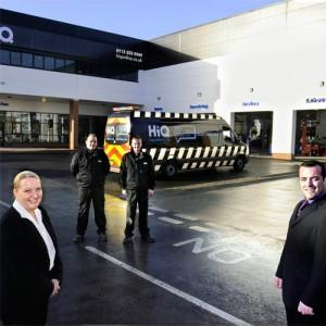 The new £2m HiQ centre