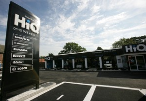 HiQ forecourts saw 8% more customers in 2009
