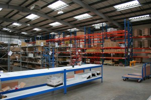 A1MS has increased its warehouse space by 9k sq ft