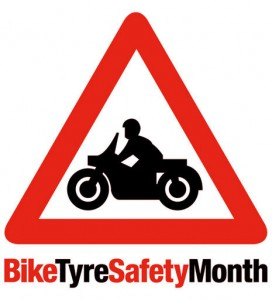 This April will see a focus on bike tyre safety