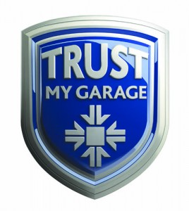 Trust My Garage web