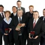 CAT awards winners 2011
