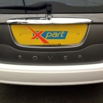 Xpart MG bumpers cover 92 percent of the market