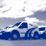 Unipart vans become a staple sight on UK roads