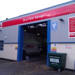Blue Peter Garage, Basingstoke