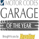 The Motor Codes Garage of the Year competition