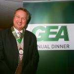 GEA President Andrew Bates