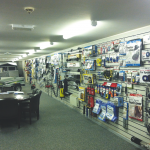 The Streetwize product cave
