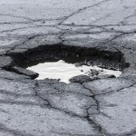 Potholes - a multi-million pound problem