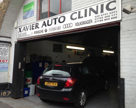 Xavier-garage