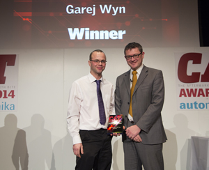 Large Garage of the Year: Garej Wyn