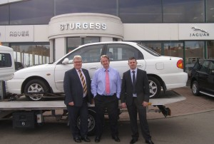 Sturgess Group - Chris - Give a Scrap