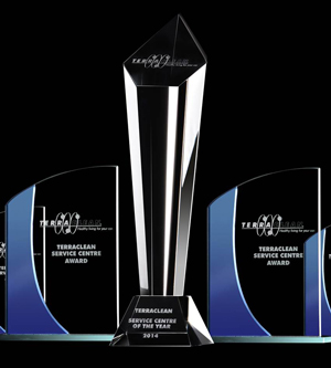 TerraClean-awards