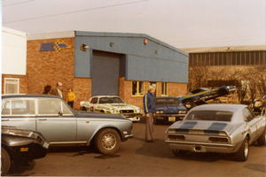 JWR-Open-Day-1979