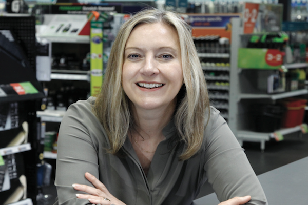 CEO of Halfords Jill McDonald